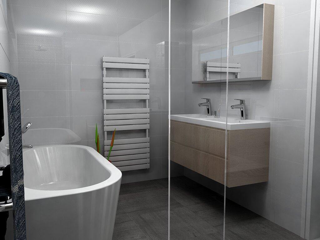 Badkamerontwerp_Lowenthal - Badkamer ontwerp bij nieuwbouw en ...