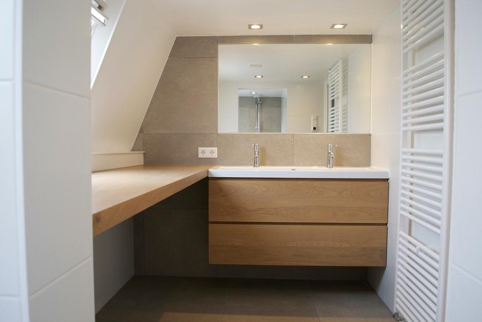 Badkamer ontwerp bij nieuwbouw en renovatie Amersfoort, Vathorst ...