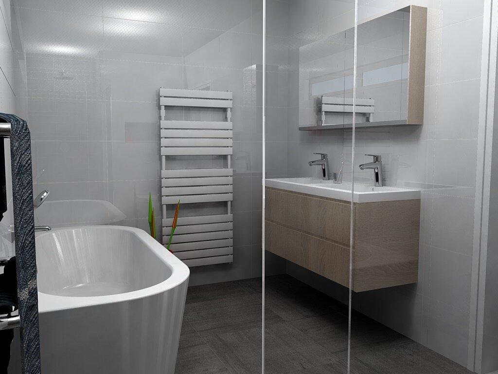 Foto\'s - Badkamer ontwerp bij nieuwbouw en renovatie Amersfoort ...